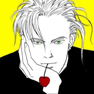 Minovsky On Twitter Gackt Cites Banana Fish As His Favorite Manga