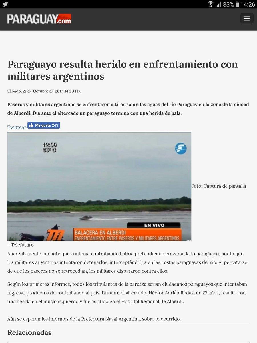 Paraguayos querian entrar a votar