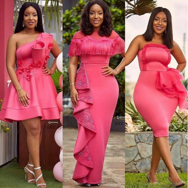 Joselyn Dumas fashion and style looks