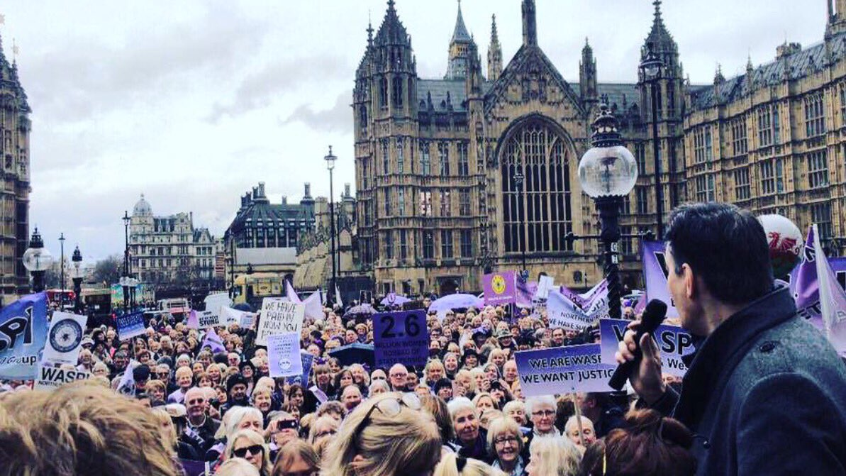 @WASPI_Campaign now has almost 83,000 signatures! Please sign//RT and let's force a vote on this gross injustice! https://petition.parliament.uk/petitions/200088 …