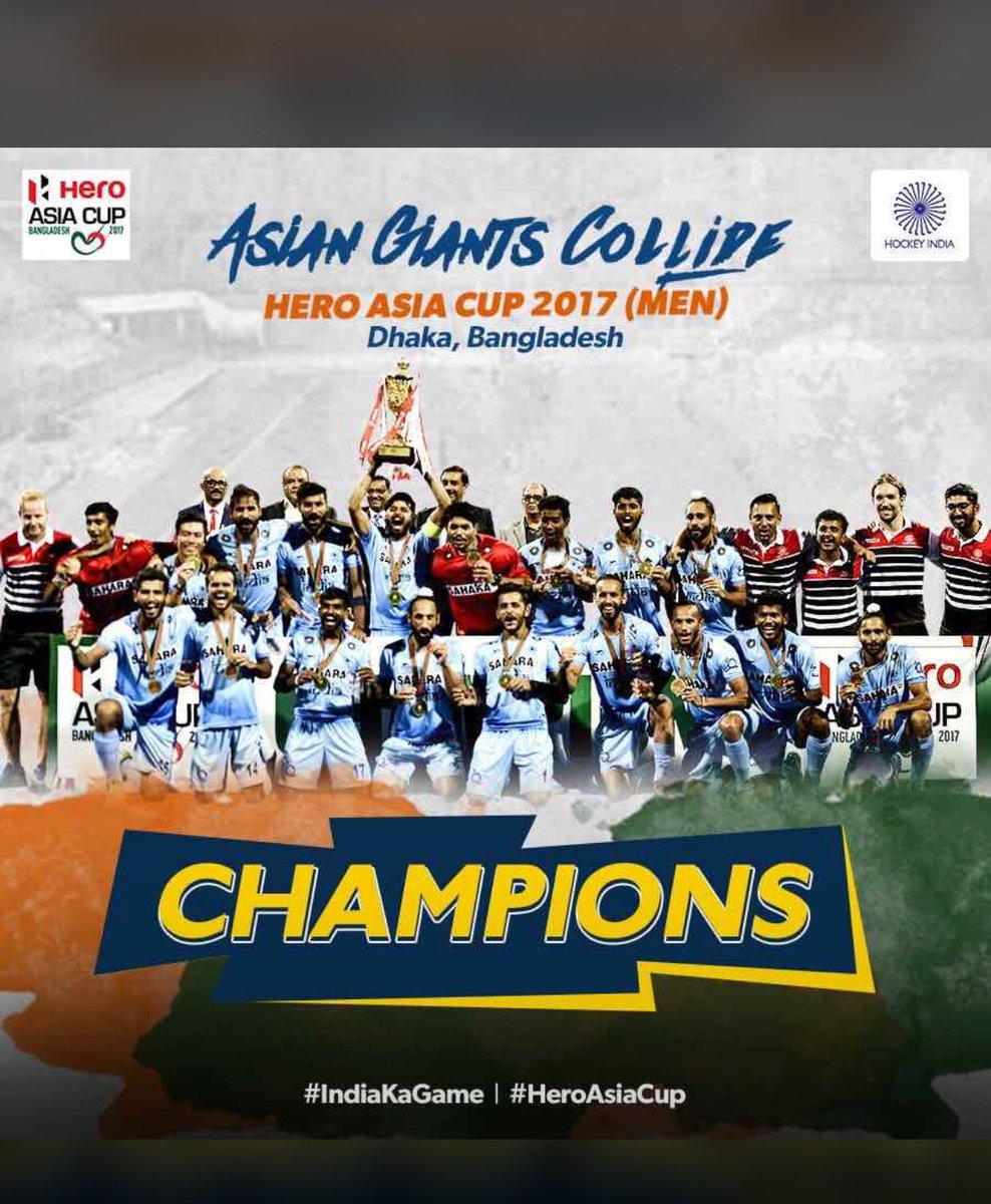 #Champions believe in themselves, even when no one else does.#thanks to all#love#support#hockeyindia# <br>http://pic.twitter.com/mrlnPdGvje