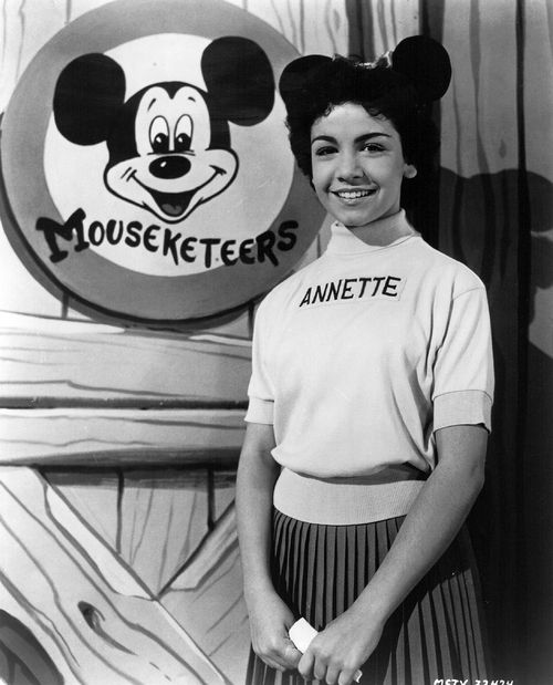 Happy Birthday to Annette Funicello, who would have turned 75 today!