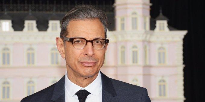 October 22, 1952    Jeff Goldblum Happy Birthday!