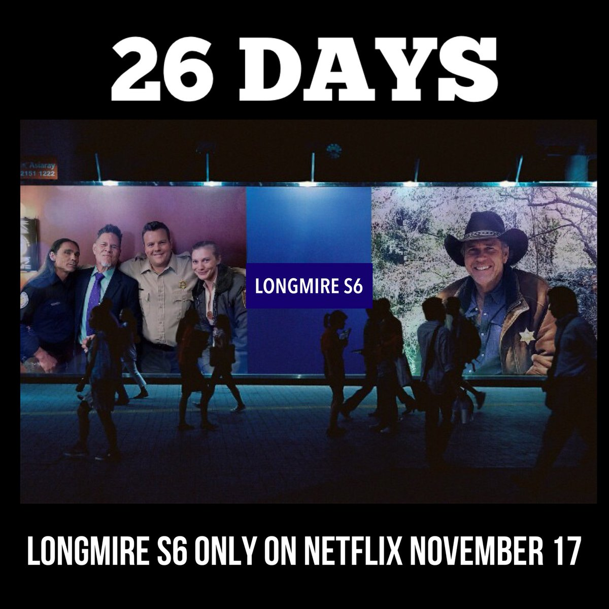"""singles in longmire In the pines is the fourth episode of season 3 of longmire 304 """"in the pines"""" with so little time seems there''s an inability to follow a single storyline."""