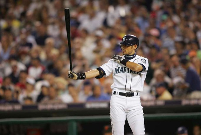Happy Birthday to Ichiro Suzuki, who turns 44 today!