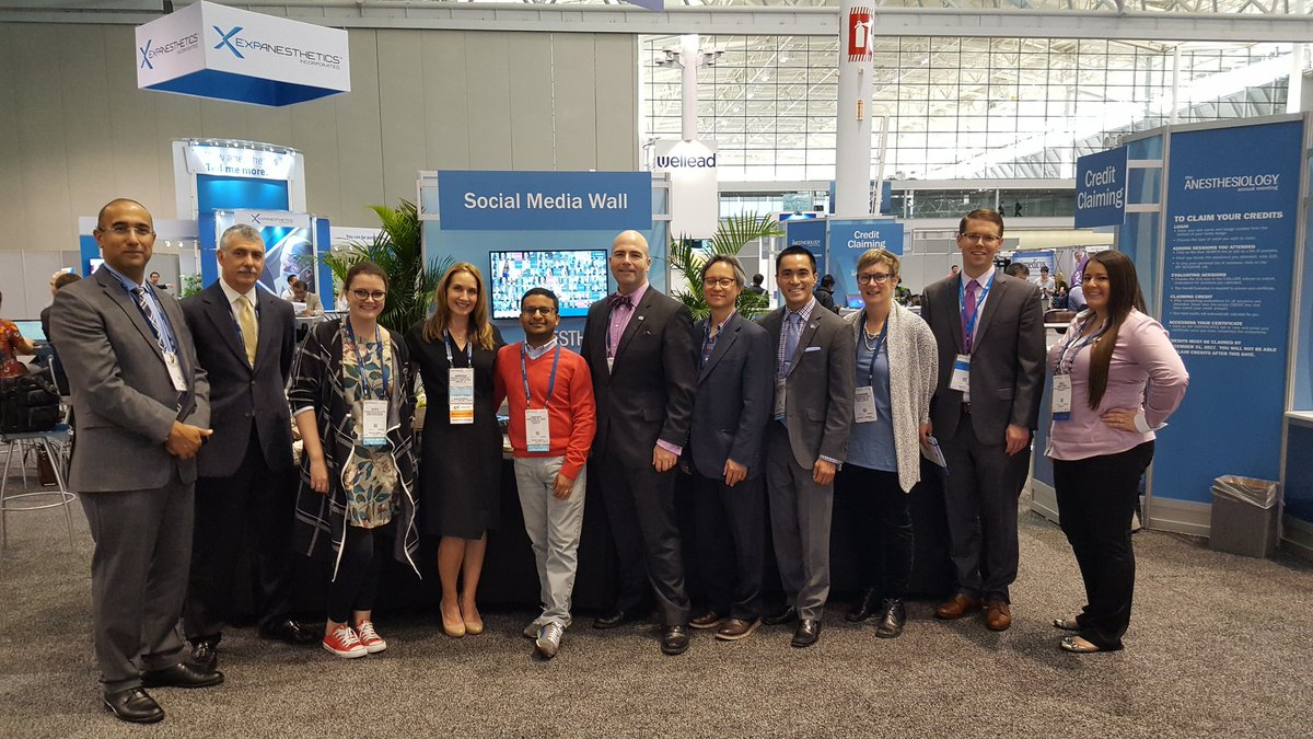 Great group of tweeters this year at #ANES17! #hcsm #socialmedia #tweetup<br>http://pic.twitter.com/AAYViHRwMi