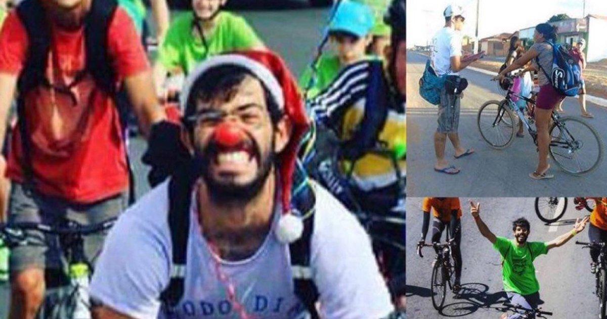 Morre atropelado ciclista que promovia ações pela segurança no trânsito de Brasília https://t.co/a0maiz3Eew