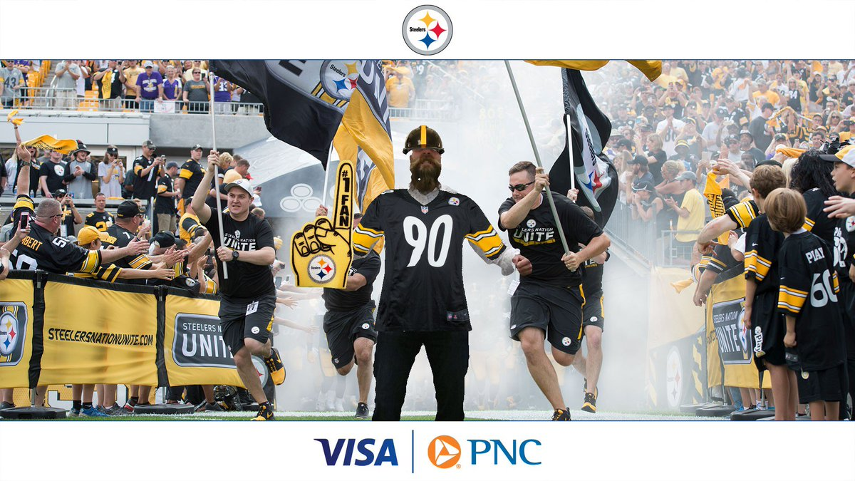Had a blast at the @Steelers #VirtualFittingRoom Sunday. Thanks to hosts @Visa &amp; @PNCBank &amp; everyone who came by! #HereWeGo  #promotion <br>http://pic.twitter.com/qYsrNCL5Ur