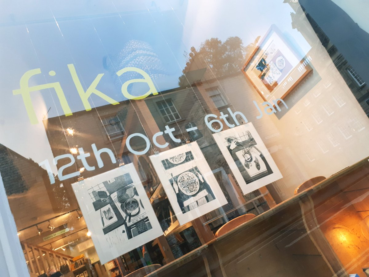 Our latest #fika inspired #window #displays #winter #cosy #coffee @coffeehopper<br>http://pic.twitter.com/xayx89p30r