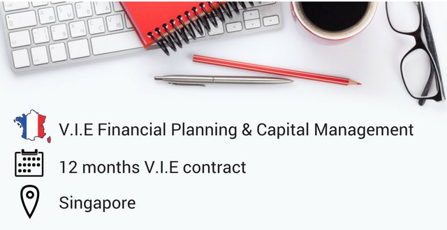 Would you like to get involved in international projects? We have a VIE contract available in #finance #vie  https:// buff.ly/2xExYCa  &nbsp;  <br>http://pic.twitter.com/uwRGsO3YIN