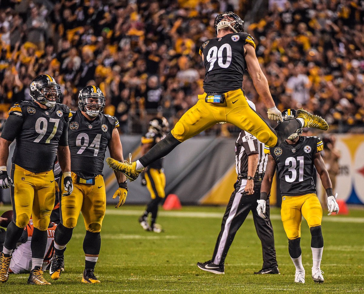 8259617ded8 STEELERS WIN! 29-14 over the Bengals! Take 35% OFF ALL Steelers memorabilia