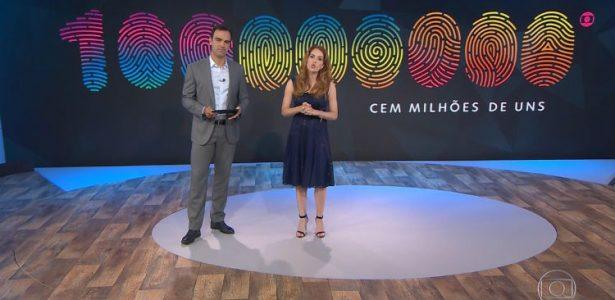 """Do @mauriciostycer: """"Uns gostam da gente, uns dizem que não"""", ironiza a Globo em nova campanha https://t.co/6oeK3Y9iiI"""