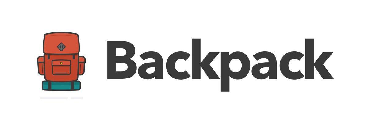 Backpack is minimalistic build system for #nodejs  http:// goo.gl/2yI9Xb  &nbsp;   #mongodb #reactjs #VueJS #Angular #typescript #sailjs #emberjs<br>http://pic.twitter.com/1E7cWeZM6k