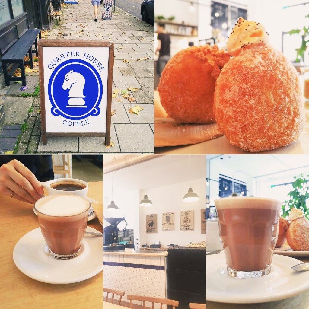 Have you tried @JamVsCustard #lifechanging #realdoughnuts at @QtrHorseCoffee? ...we did and they were pretty amazing! @BrumHour #BrumHour200<br>http://pic.twitter.com/KEGFNCyja2