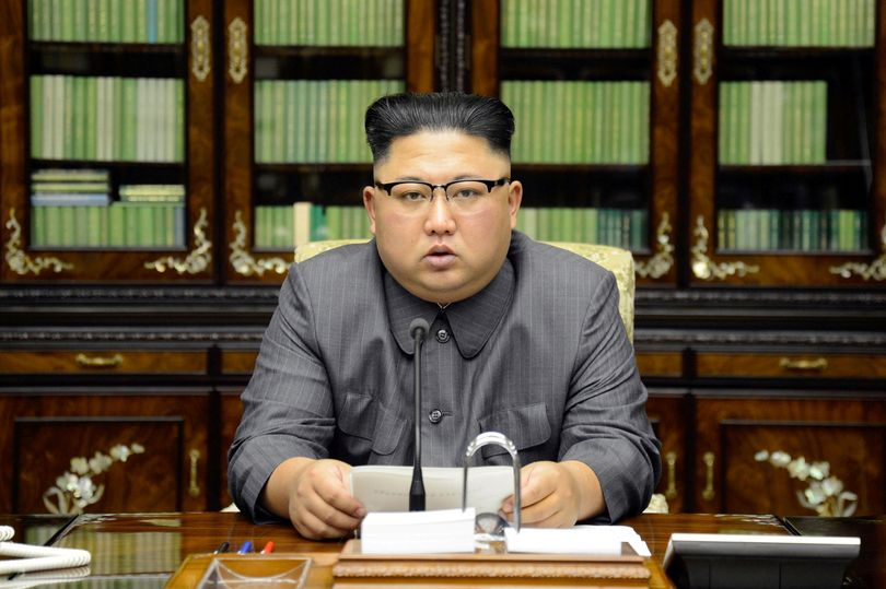 North Korea warns 'lunatic' Donald Trump he's 'taking America into ruin' as president suggests US prepared for war https://t.co/80pz7Tu4w7