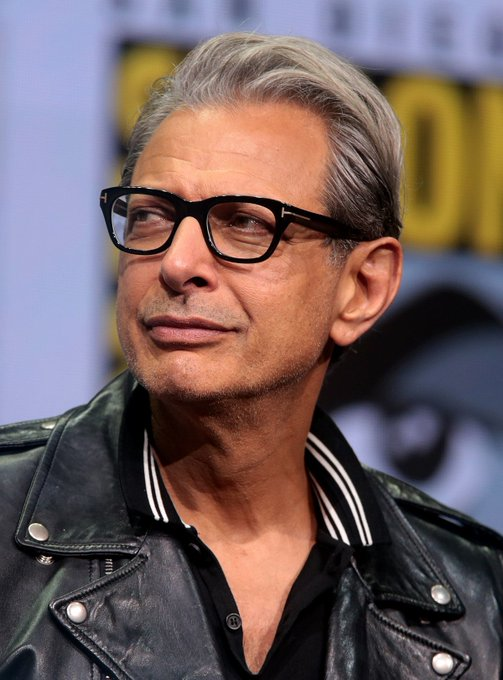 Happy 65th Birthday Jeff Goldblum.