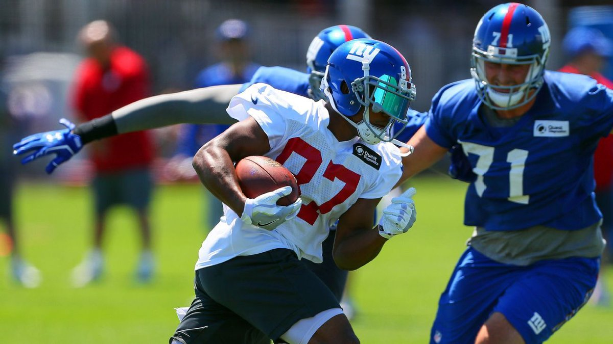 Sterling Shepard inactive again as Giants remain thin at wide receiver https://t.co/77BBJcVF2c #NYGiants