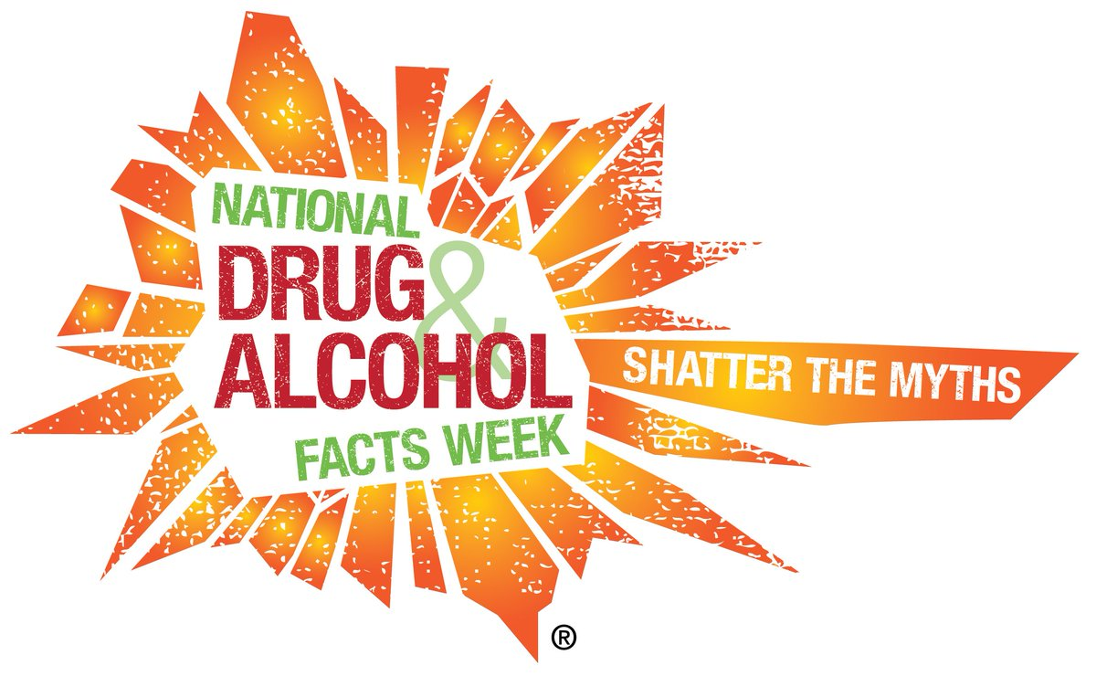 Get ideas for your event for National Drugs & Alcohol Facts Week #NDAFW https://t.co/FagrCZu6N7