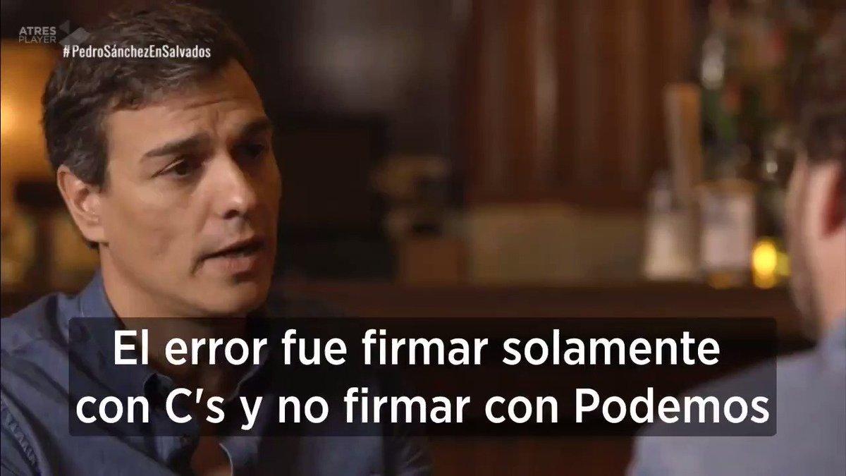 Rajoy no gobierna gracias a Podemos Rajo...