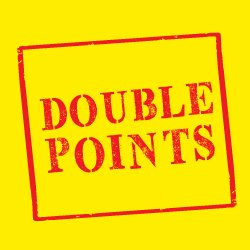 Who is reaping the benefit of #DOUBLEPOINTS week?! #LoyaltyBenefit #GreatStartToTheWeek #LovingLoyalty<br>http://pic.twitter.com/g9h0beu5LJ