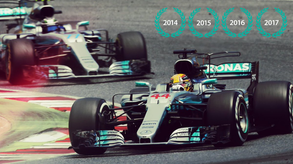 CONGRATULATIONS, MERCEDES   F1 constructors&#39; champions for the fourth year in a row    #F1 #USGP<br>http://pic.twitter.com/qMCwi3Mo3C