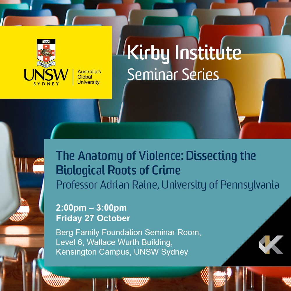 Kirby Institute UNSW on Twitter: \