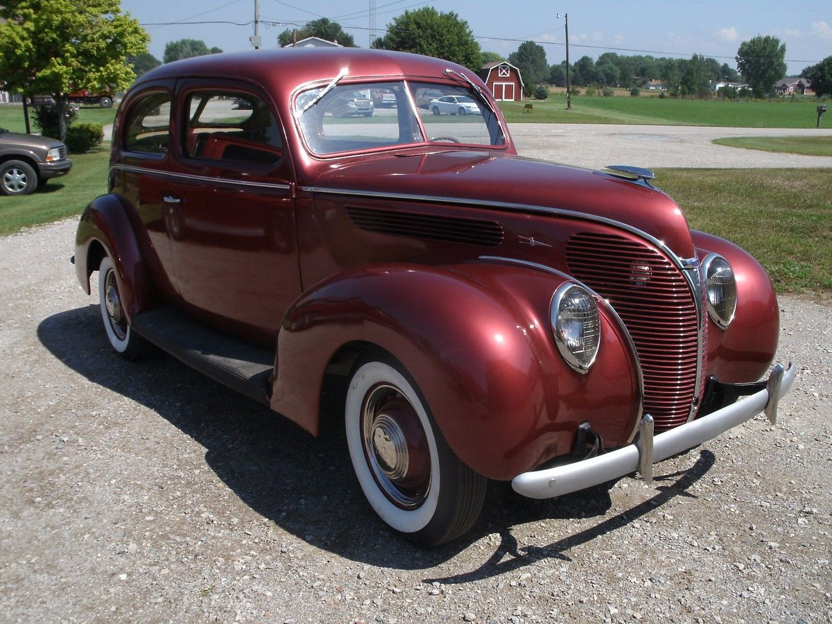 eBay: 1938 Ford Other 1938 Ford Deluxe Completely Restored Hot Rod No Reserve  http:// rssdata.net/Px3zph  &nbsp;   #classiccars #cars <br>http://pic.twitter.com/yhyfrodGjY