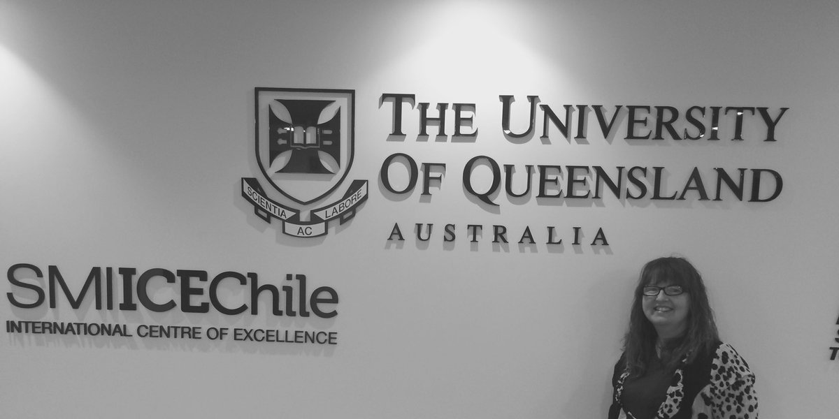Visiting #Chile #uq office as part of @GCITweet Talking about #health #dementia @cre_telehealth @UQMedicine @UQ_COH @UQ_News @NNIDResearch<br>http://pic.twitter.com/SZ7OIJPTOD
