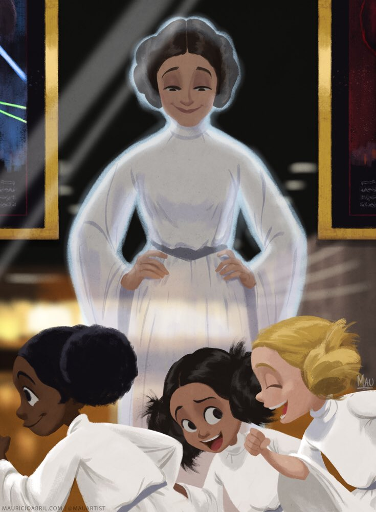 Happy birthday to the unforgettable #CarrieFisher #starwars #princessleia <br>http://pic.twitter.com/CBA8DRRRiu
