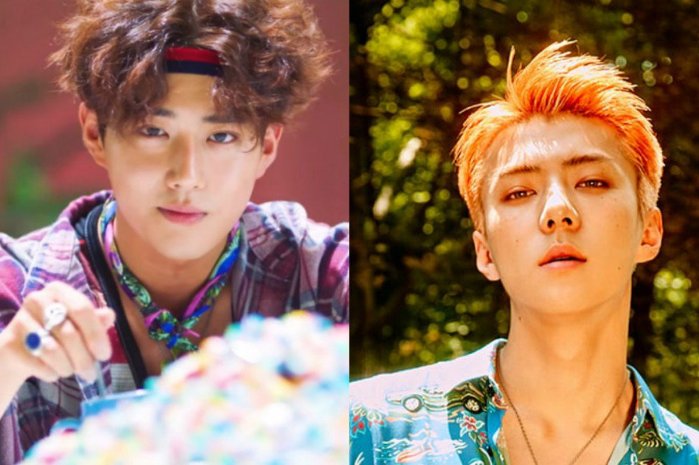#EXO's Sehun and Suho to be on 'Hello Counselor' https://t.co/qwxaw6ID...