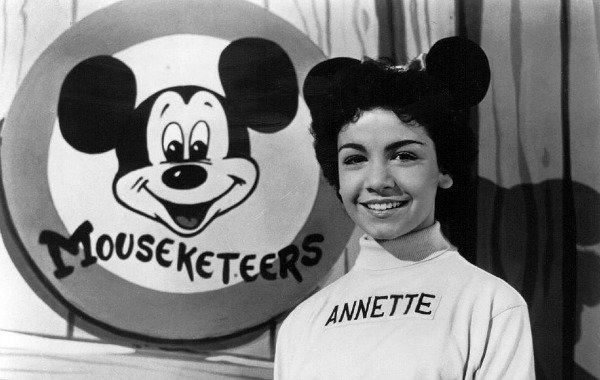 Happy birthday to the late actress and singer Annette Funicello, one of the original Mouseketeers!