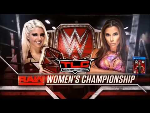 Can&#39;t wait to see #WWETLC on @WWENetwork tonight!!! #Followback #WWE2K18<br>http://pic.twitter.com/PtPIfBcVpE