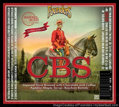 Founders Brewing CBS Becomes The 6th &amp; Final Barrel-Aged Series Beer For 2017  http:// mybeerbuzz.blogspot.com/2017/10/founde rs-cbs-becomes-final-barrel-aged.html#.We0OdycKj08.twitter &nbsp; …  @foundersbrewing #MIbeer #CBS <br>http://pic.twitter.com/hhioPzcZLp