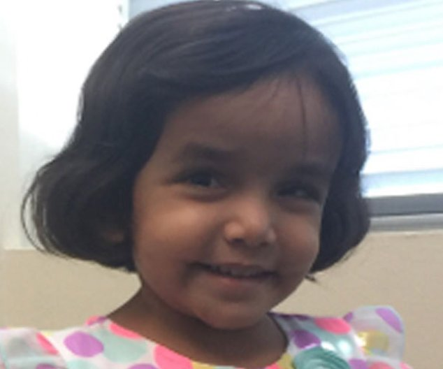 Body of girl, 3, found weeks after dad 'made her stand outside as punishment for not drinking milk' https://t.co/G1aHosObGy