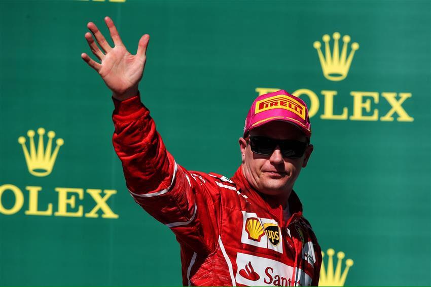 Räikkönen azt hitte, Verstappen tisztán előzte meg