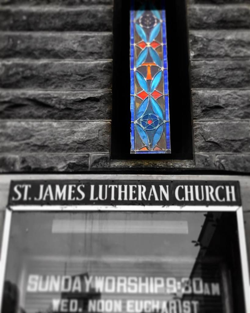 The right pentacle is so important. #symbols #semiotics #stainedglass #signage #brick #partialcolor  http:// ift.tt/2zv7xwL  &nbsp;  <br>http://pic.twitter.com/O5aHyF5fGz