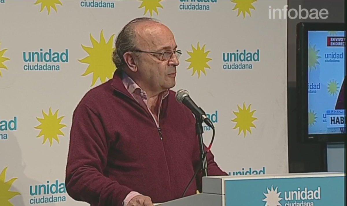 EN VIVO | #EleccionesArgentina Leopoldo Moreau: 'Los boca de urna nos...