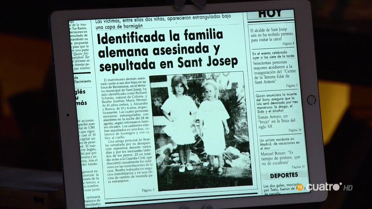Aquella familia fue torturada cruelmente hasta la muerte #CuartoMileni...
