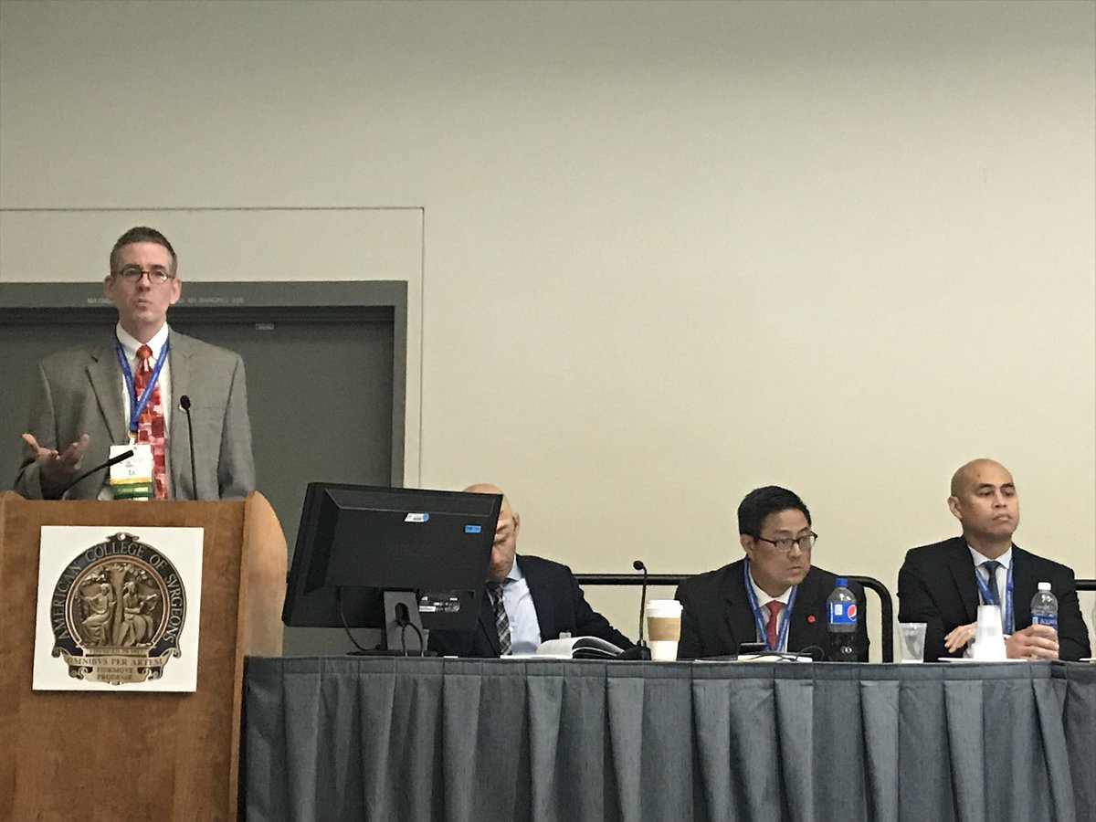 Fixing anorectal problems at American College of Surgeons #ACS #Vince Obias #Andreas Kaiser #Grace Montenegro<br>http://pic.twitter.com/HMJqnLllOe &ndash; à San Diego Convention Center room 7
