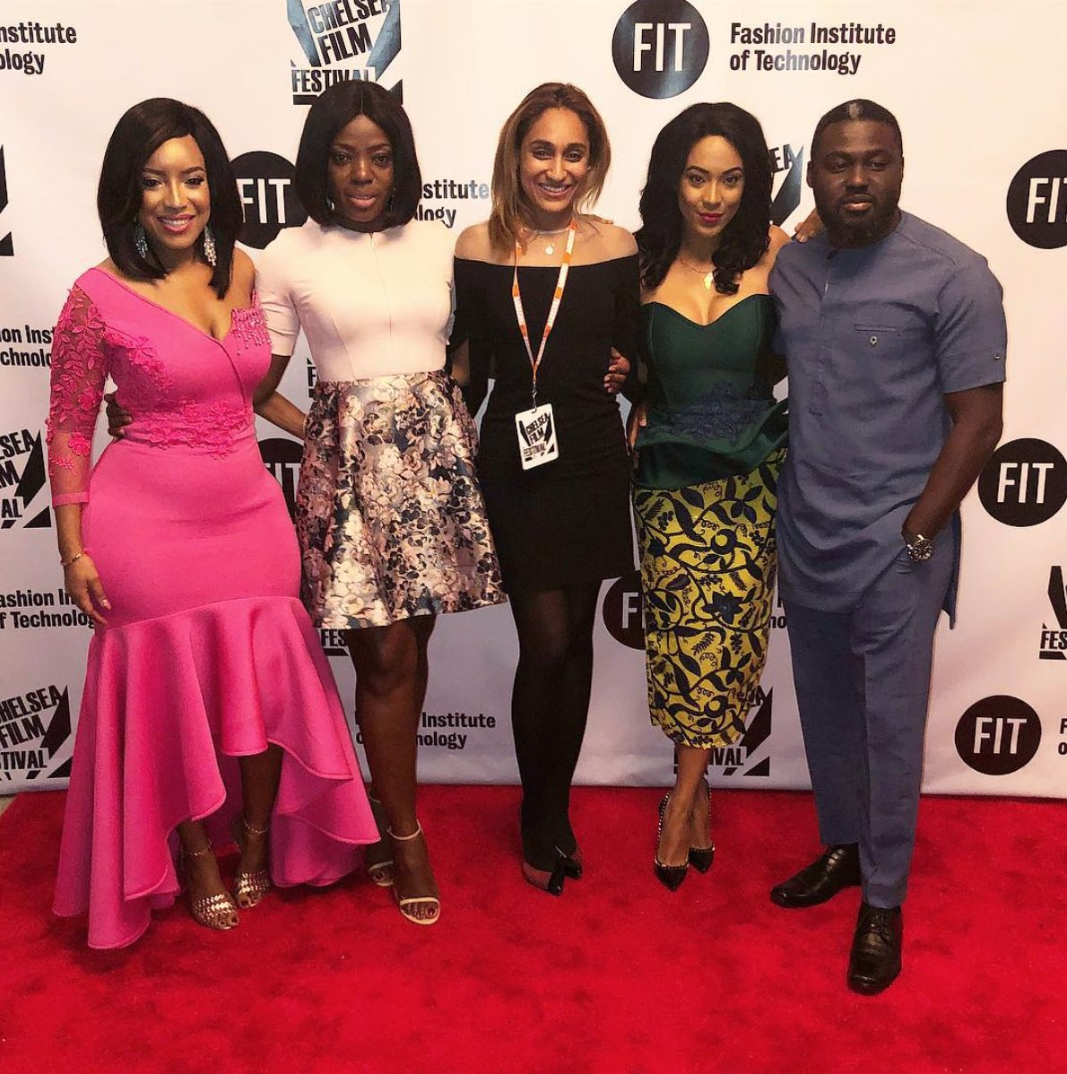 We&#39;re having a great time in #NewYork #PotatoPotahtoFilm is the first #Nollywood film ever to screen at #ChelseaFilmFestival #Ghana #Nigeria<br>http://pic.twitter.com/CCd0VZtLDf