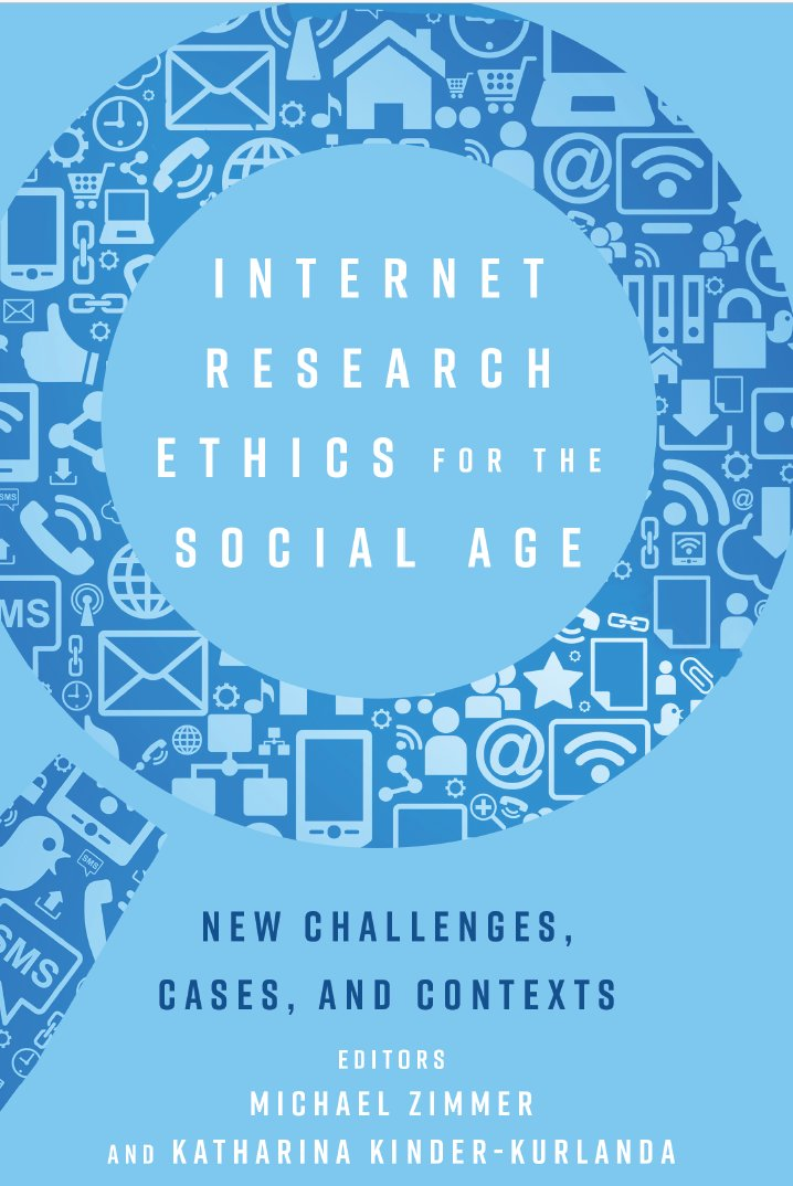 New #openaccess collection of chapters on internet research ethics #AoIR2017  http:// michaelzimmer.org/files/Internet _Research_Ethics_for_the_Social_Age.pdf &nbsp; …  @IEthics Grab it!<br>http://pic.twitter.com/n4YK8MeXXz