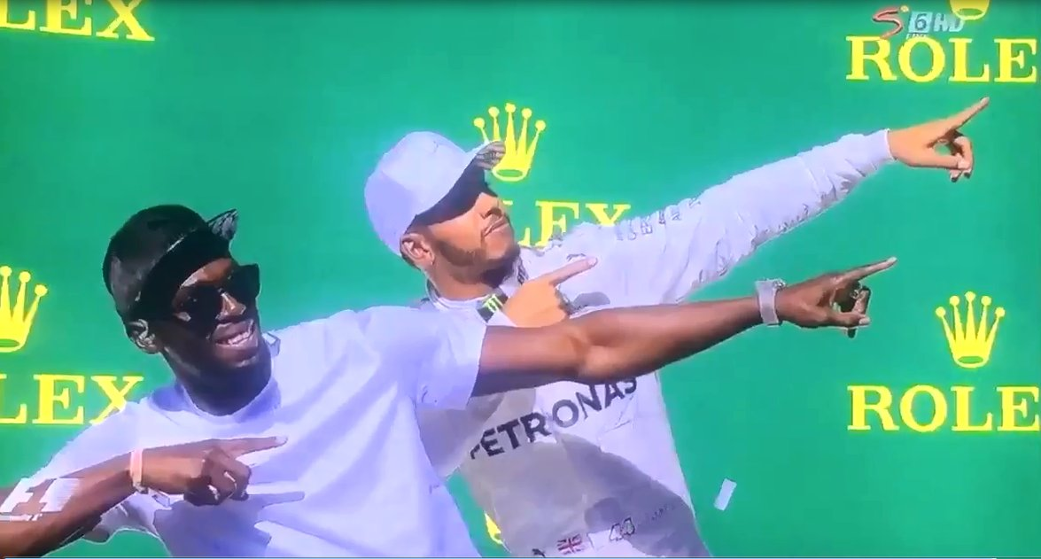 #Barbados #Favorite #Visitor #wins again! #LH44 #USGP #F1 #COTA 17! #UsainBolt #LewisHamilton #Fastest #Men on the #Planet #TheGourmetShop<br>http://pic.twitter.com/Ob5tGpSYvX