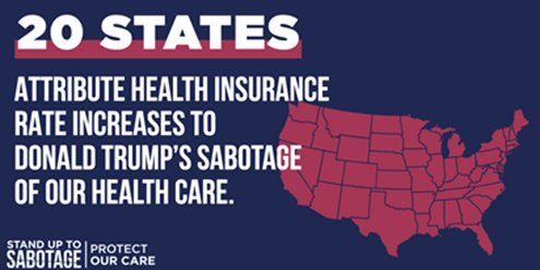 #TrumpSabotage. #Congress, stop him. EVERYONE ENROLL: 11/1 at  http:// healthcare.gov  &nbsp;   #GetCovered<br>http://pic.twitter.com/cAZFA8FA9A