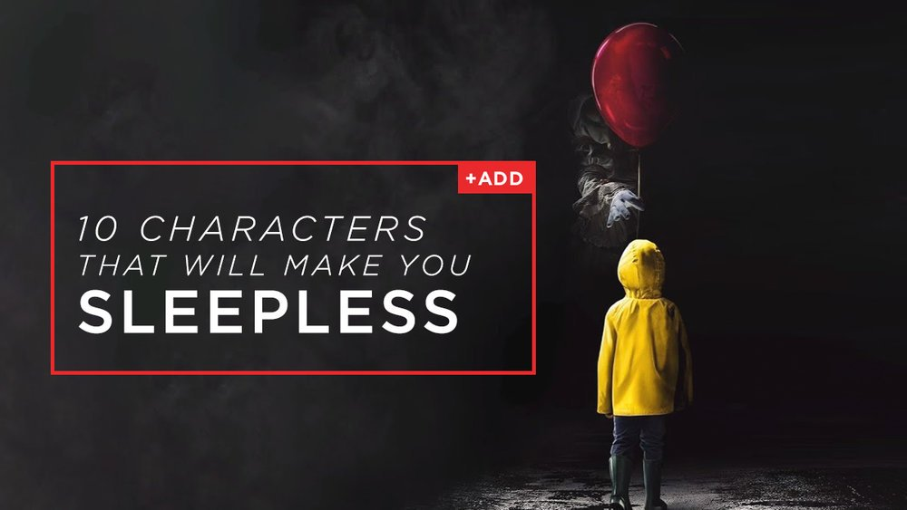 Check out my #blog for @dvdnetflix  #DVDMe  Sleepless Nights:10 Characters That&#39;ll Keep You Awake  http:// ow.ly/ADUi30g15cH  &nbsp;    #Halloween #Film<br>http://pic.twitter.com/NY8cpOcPWY