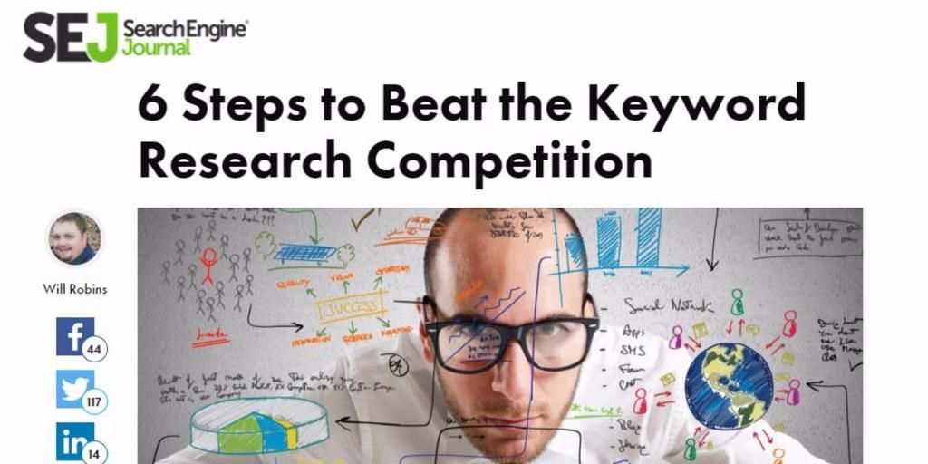 How to growth hack your #keyword research in 6 steps  http:// snip.ly/o4kaz  &nbsp;   via @thewillrobins, @sejournal<br>http://pic.twitter.com/7R18P9s4xy