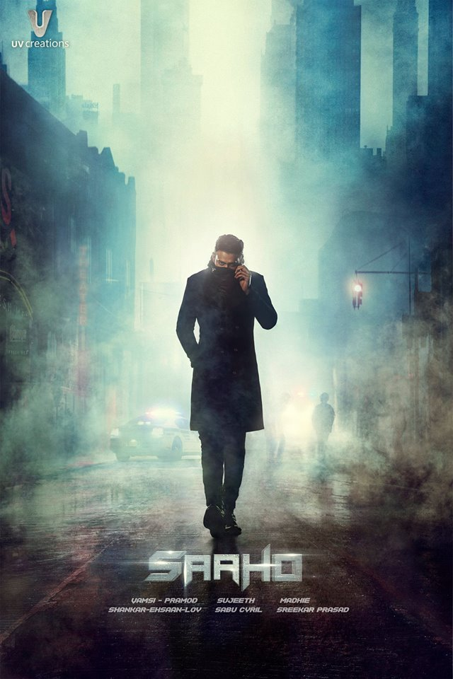Here's the #Prabhas first look from #Saa...