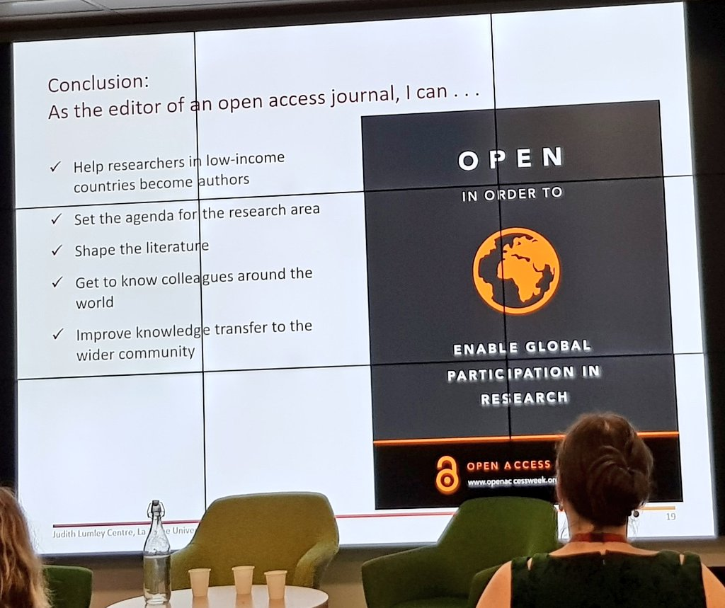 A journal editor&#39;s point of view on the benefits of #OpenAccess publishing - thanks @Lisa_H_Amir! … https://internationalb reastfeedingjournal.biomedcentral.com / &nbsp;    #OpenAccessWeek<br>http://pic.twitter.com/FIdvKqmv7y