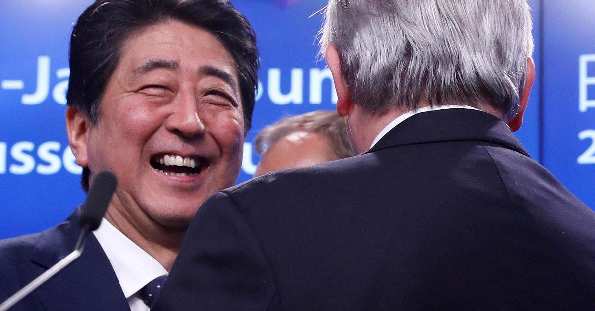 Japan's leader just won a resounding ele...