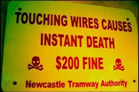 #YouHaveBeenWarned If you don't die we'l...