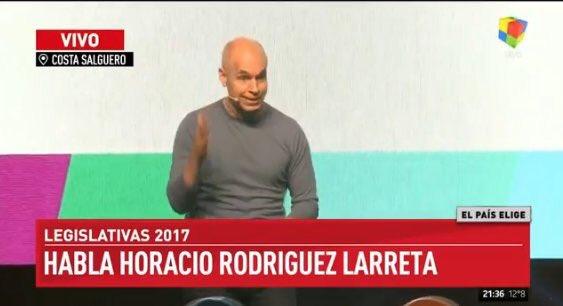 Ahora Rodriguez Larreta presentando el iPhone 11. https://t.co/gPAZnwv...